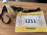 Weiterlesen: Fit for Fire - zweiter Triathlon  2021